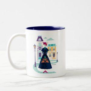 Mary Poppins | Spoonful of Sugar Two-Tone Coffee Mug