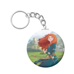 Merida | Let's Do This Keychain