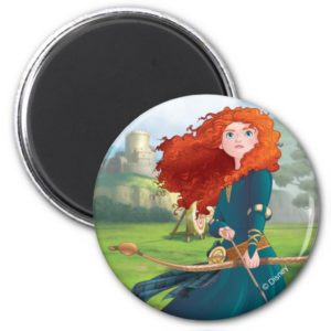 Merida   Let's Do This Magnet