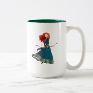Merida | Let's Do This Two-Tone Coffee Mug