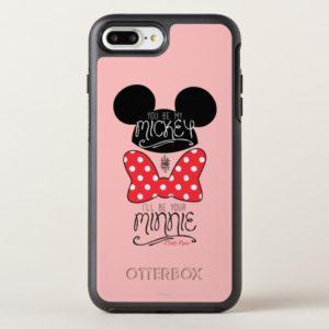 Mickey & Minnie   Love OtterBox iPhone Case