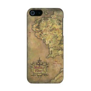MIDDLE EARTH™ #2 Map Incipio iPhone Case