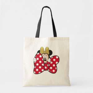 Minnie Mouse | Bow Tie Tote Bag