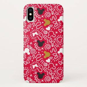 Minnie Mouse | Doodle Pattern Case-Mate iPhone Case