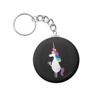 Mixed Emotions Keychain