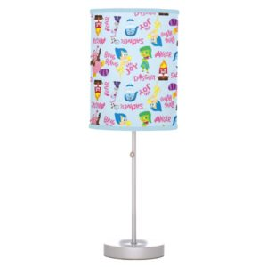 Mixed Emotions Pattern Desk Lamp
