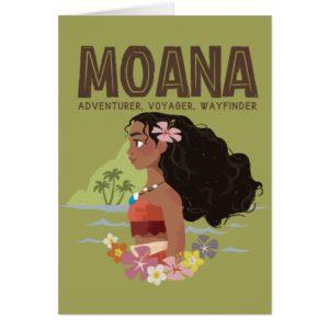 Moana | Adventurer, Voyager, Wayfinder