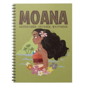 Moana | Adventurer, Voyager, Wayfinder Notebook