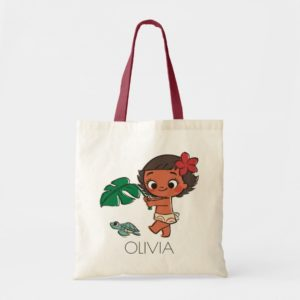 Moana   Born to be in the Sea Tote Bag