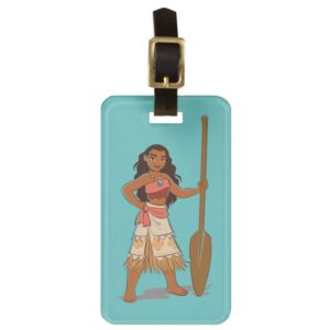 Moana | Daughter Of The Sea Bag Tag