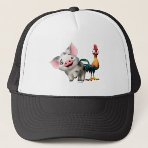 Moana | First Mate & Top Rooster Trucker Hat