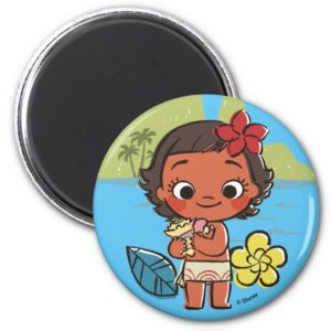 Moana | Island Daughter Magnet