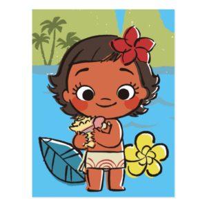 Moana   Island Daughter Postcard
