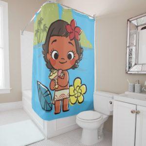 Moana | Island Daughter Shower Curtain