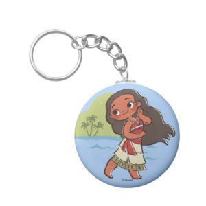 Moana | Island Girl Keychain