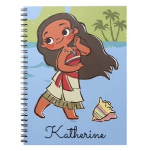 Moana   Island Girl Notebook