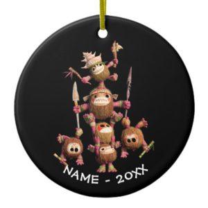 Moana | Kakamora - Coconut Pirates Ceramic Ornament