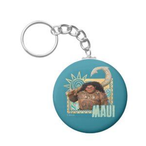 Moana | Maui - Original Trickster Keychain