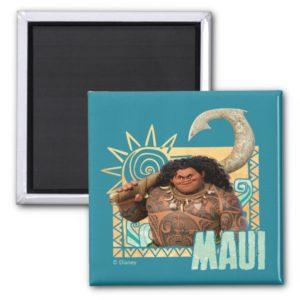 Moana   Maui - Original Trickster Magnet