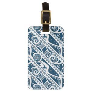 Moana | Maui - Shape Shifter Pattern Bag Tag