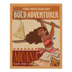 Moana | Ocean Spirit Poster