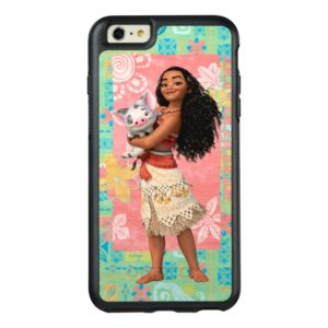 Moana | Pacific Island Girl OtterBox iPhone Case