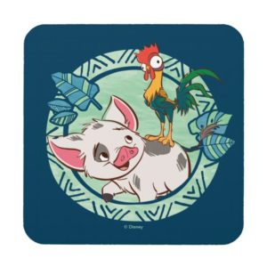 Moana | Pua & Heihei Voyagers Drink Coaster
