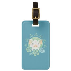 Moana | Pua - Not For Eating Luggage Tag