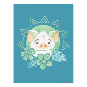 Moana | Pua - Not For Eating Postcard