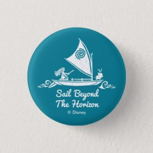Moana | Sail Beyond The Horizon Button