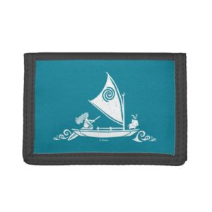 Moana | Sail Beyond The Horizon Tri-fold Wallet