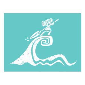 Moana | Sailing Spirit Postcard