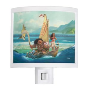 Moana | Set Your Own Course Night Light