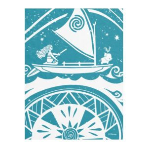 Moana | Star Reader Fleece Blanket