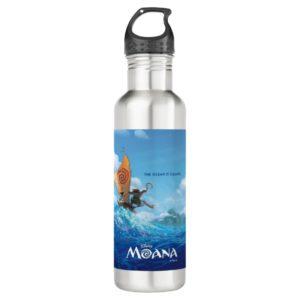 Moana | The Ocean Is Calling Water Bottle