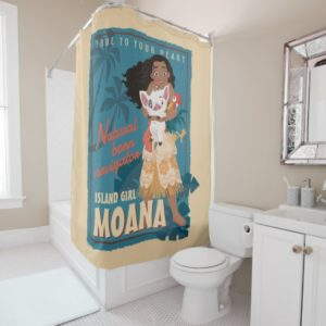 Moana | True to Your Heart Shower Curtain