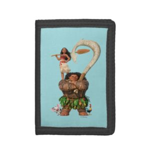 Moana | True To Your Heart Tri-fold Wallet