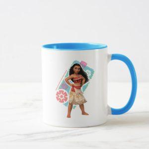Moana | Vintage Island Girl Mug