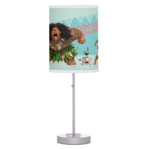 Moana | We Are All Voyagers Desk Lamp