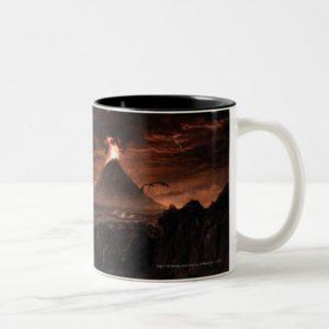 Mordor Two-Tone Coffee Mug