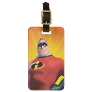 Mr. Incredible 2 Bag Tag