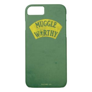 MUGGLE WORTHY™ Case-Mate iPhone CASE