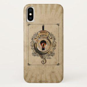 MUGGLE WORTHY™ Lock Case-Mate iPhone Case