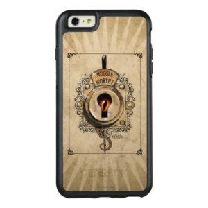 MUGGLE WORTHY™ Lock OtterBox iPhone Case