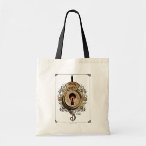 MUGGLE WORTHY™ Lock Tote Bag