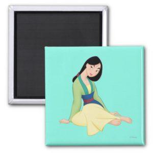 Mulan Sitting Magnet