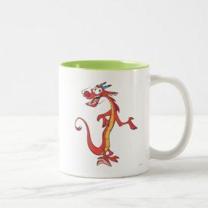 Mushu 2 Two-Tone coffee mug