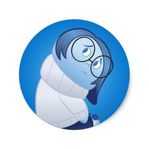 Need Some Alone Time Classic Round Sticker