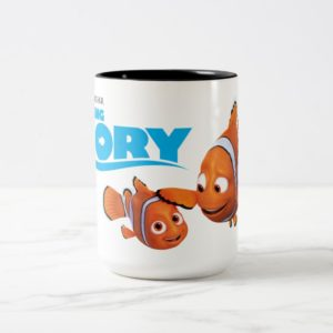 Nemo & Marlin Two-Tone Coffee Mug