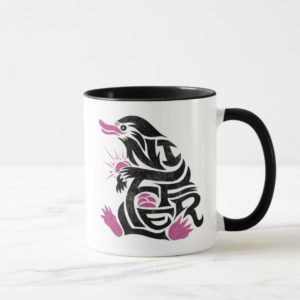 NIFFLER™ Typography Graphic Mug